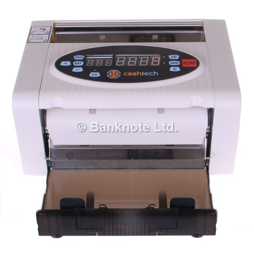 1-Cashtech 340 A UV  money counter