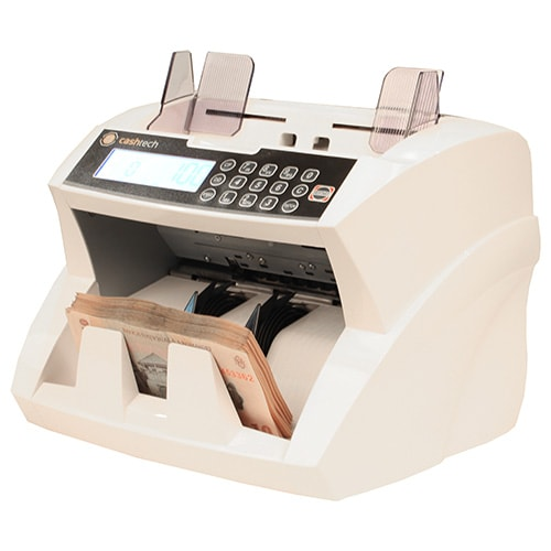 2-Cashtech 3500 UV/MG money counter