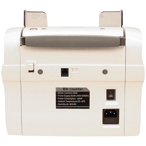 3-Cashtech 3500 UV/MG money counter