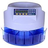 Cashtech 360 CZK Coin counters