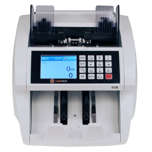 1-Cashtech 8900 money counter