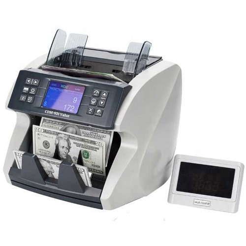 2-Cashtech 9000 money counter