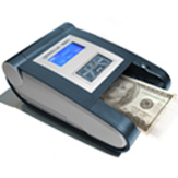 AccuBANKER D580 counterfeit detector