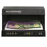 AccuBANKER D63 counterfeit detector