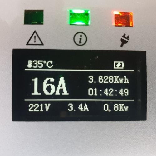 3-EV EVSE Type2 (max. 16A) EV Charger
