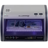 AccuBANKER LED420 counterfeit detector