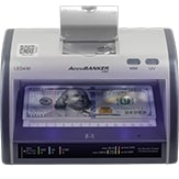 AccuBANKER LED430 Seddeltestere