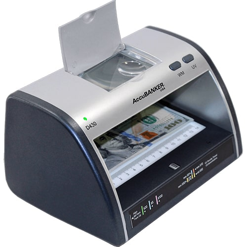 2-AccuBANKER LED430 counterfeit detector