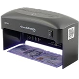 AccuBANKER LED61 counterfeit detector