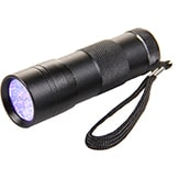 UV FLASH Sedeldetektorer